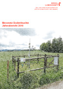 Titelbild Jahresbericht 2016, Bodenmessnetz Kanton Basel-Landschaft